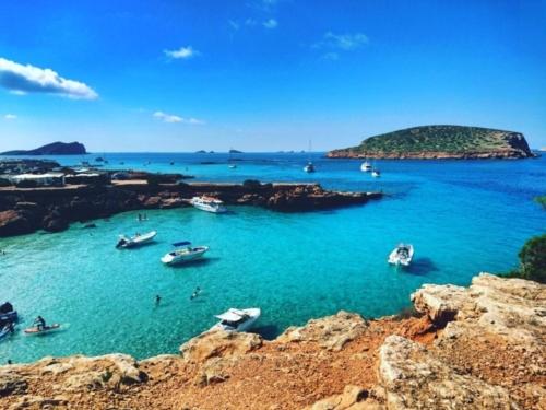 Cala Comte, Ibiza 2018