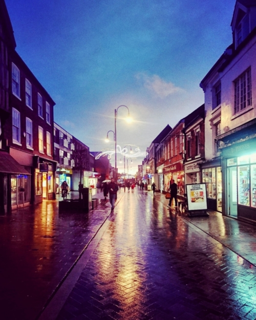 Bromsgrove, Worcestershire, UK