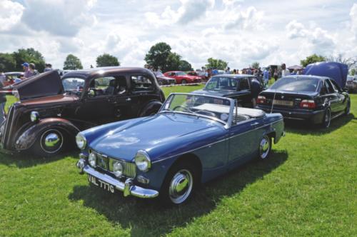 Auto Fest, Stoke Prior, Bromsgrove, Worcestershire, UK 2018