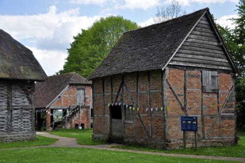 Stable - Avoncroft Museum, Bromsgrove, Worcestershire, UK 2019