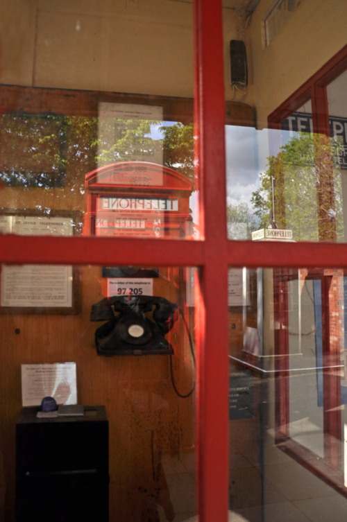 The National Telephone Kiosk Collection & Telephone Museum, Avoncroft Museum, Bromsgrove, 2019
