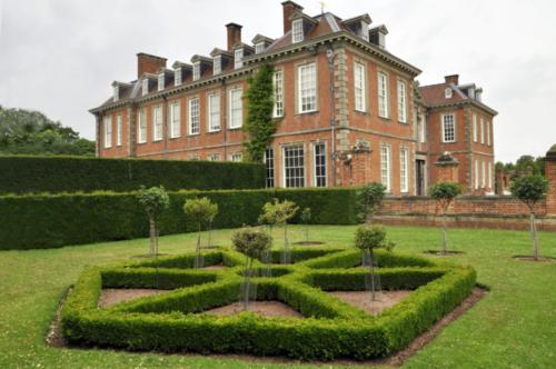 Garden - Hanbury Hall, Worcestershire, UK 2020