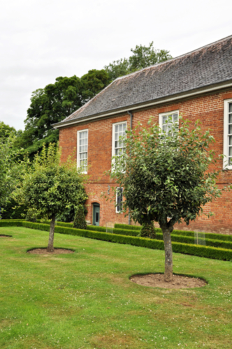 The Fruit Garden - Hanbury Hall, Worcestershire, UK 2020