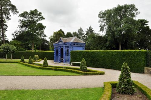 The Fruit Garden - Hanbury Hall, Worcestershire, UK 2020