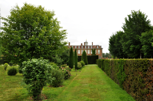 The Wilderness - Hanbury Hall, Worcestershire, UK 2020