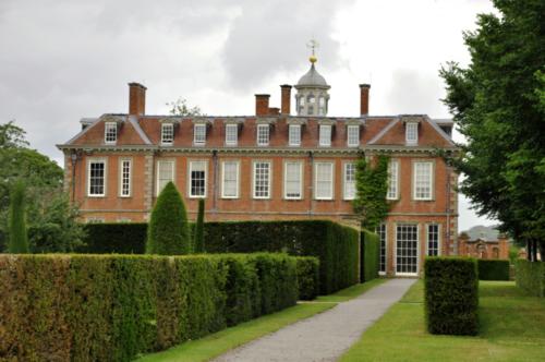 Hanbury Hall, Worcestershire, UK 2020