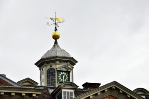 The Clock Tower - Hanbury Hall, Worcestershire, UK 2020