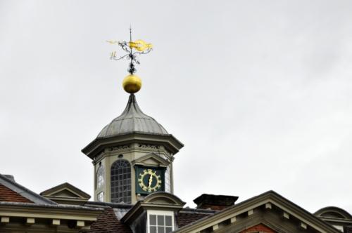 The Clock Tower - Hanbury Hall, Worcestershire, UK 2020
