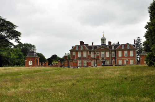 Hanbury Hall, Worcestershire, UK 2020