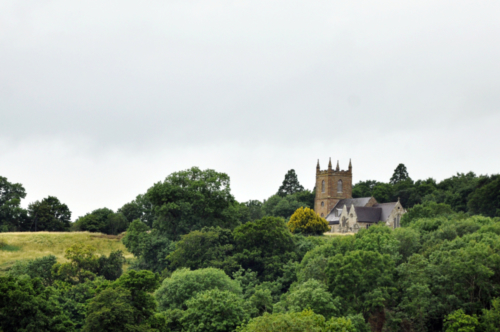 St Mary the Virgin - Hanbury, Worcestershire, UK 2020
