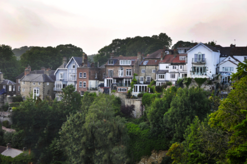 Knaresborough, North Yorkshire, UK 2020