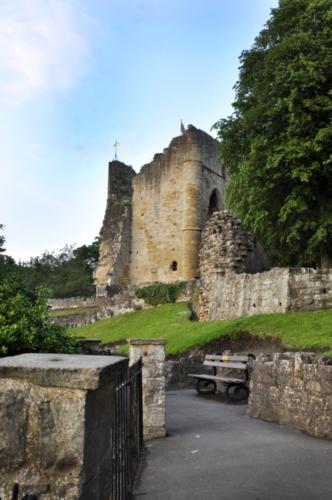 Knaresborough Castle, North Yorkshire, UK 2020