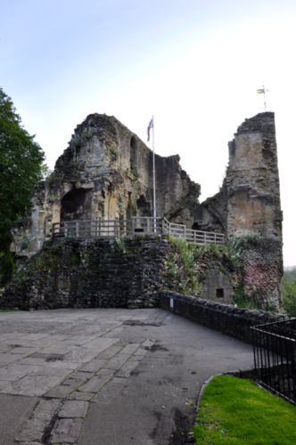 Knaresborough Castle, North Yorkshire, UK 2020