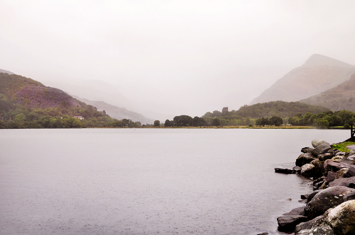 Llanberis, Snowdonia, North Wales, UK 2018