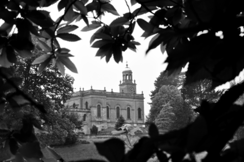 Witley Court and Gardens - Chapel, Worcestershire, UK 2018