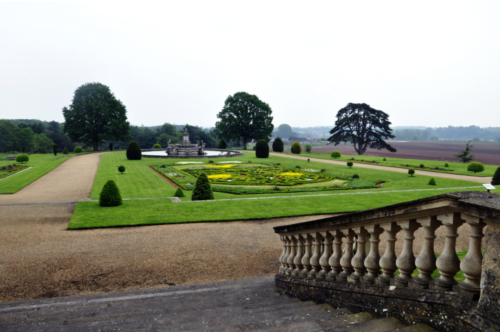 Witley Court and Gardens, Worcestershire, UK 2018