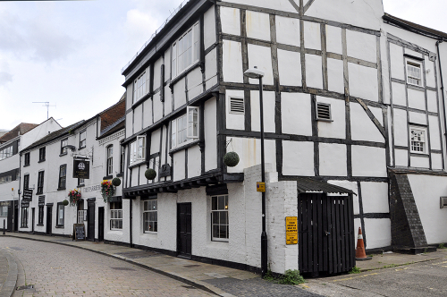 The Farriers Arms, Fish Street, Worcester, Worcestershire, UK 2018