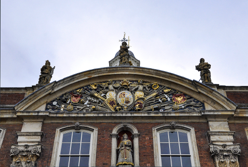 The Guildhall - Worcester, Worcestershire, UK 2018